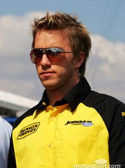 Drivers presentation: Nick Heidfeld