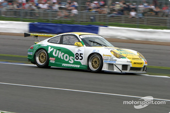 #85 Freisinger Motorsport Porsche 911 GT3 RS: Stphane Ortelli, Emmanuel Collard