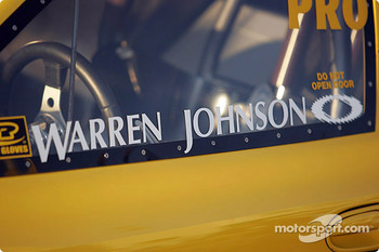 The Professor of Pro Stock Warren Johnson announced his retirement at the end of 2005