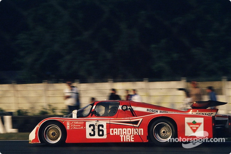 #36 Brun Motorsport Sehcar C83 Ford: Ludwig Heimrath, Jacques Villeneuve Sr., David Deacon