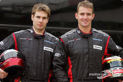 Will Power and Will Davison