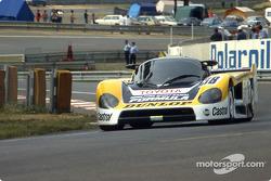 #38 Dome Dome 86C Toyota: Beppe Gabbiani, Eje Elgh, Toshio Suzuki