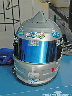 Helmet of Wally Dallenbach Jr.