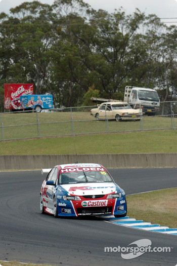 Rick Kelly at Turn 7