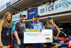 Marcos Ambrose grabs another pole position