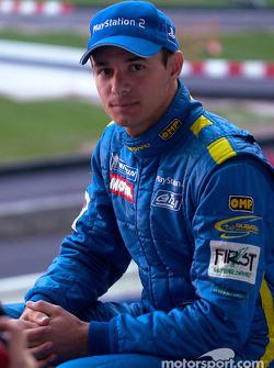Stephane Sarrazin