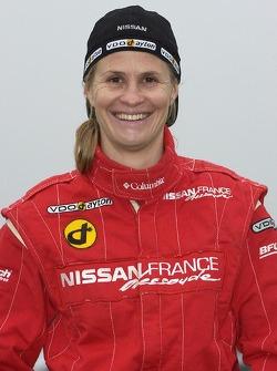 Nissan Dessoude team presentation: Isabelle Patissier