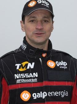 Nissan Dessoude team presentation: Thierry Delli-Zotti