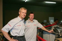 Ari Vatanen and Colin McRae