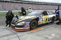 Pitstop for Brad Teague
