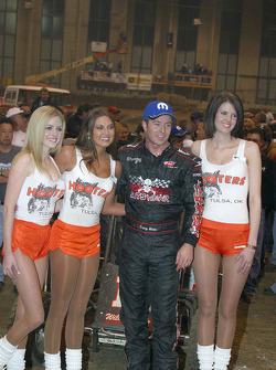 Tracy Hines, 2005 Chili Bowl Winner