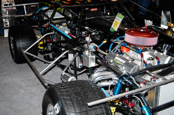 Ever wonder what a Late Model looked like on the inside?