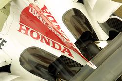 The new BAR Honda 007