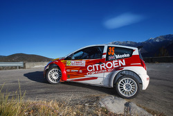 Kris Meeke and Chris Patterson