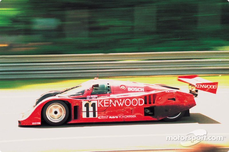 11 Kremer Racing Porsche 962ck6 Manuel Reuter Harri Toivonen Jj Lehto At 24 Hours Of Le Mans