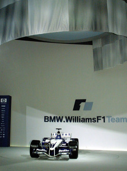 The Williams BMW FW27 is launched