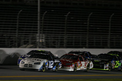 Ryan Newman leads the pack