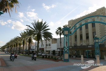 Downtown Daytona