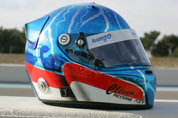 Helmet of Clivio Piccione