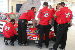Budweiser Chevy crew members