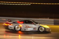 #23 Alex Job Racing Porsche 911 GT3 RSR: Timo Bernhard, Romain Dumas, Sascha Maassen