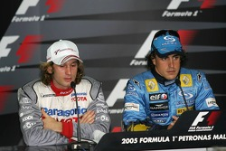 FIA Saturday press conference: Jarno Trulli and Fernando Alonso