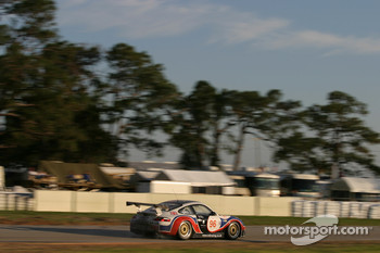 #96 IN2RACING Porsche 911 GT3 RSR: Juan Barazi, Michael Vergers, Andrew Thompson