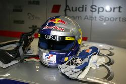 Helmet of Martin Tomczyk