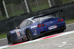#17 Russian Age Racing Ferrari 550 Maranello: Nikolai Fomenko, Christophe Bouchut, Alexei Vasiliev