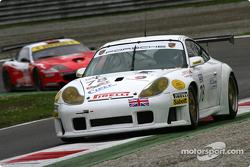 #78 Graham Nash Motorsport Porsche 996 GT3 RSR: Marco Panzavuota, Nigel Taylor, Tim Hauraney