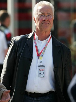 Rolf Schumacher, father of Michael and Ralf