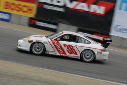 #36 TPC Racing Porsche GT3 Cup: Randy Pobst, Michael Levitas