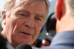 FIA President Max Mosley