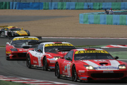 A Ferrari trio