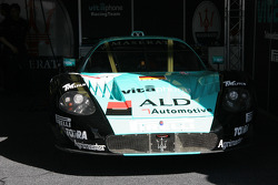 Maserati MC 12 of Bartels and Scheider