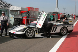 Saleen S7 R of Ruberti and Camathias