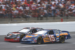 Michael Waltrip and Mike Skinner