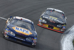 Michael Waltrip and Mike Bliss