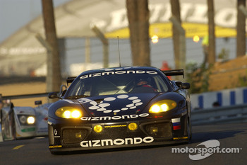 #92 Cirtek Motorsport Ferrari 360 Modena GTC: Joe Macari, Stephen Eriksson, Rob Wilson