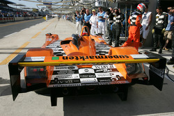 Pitstop for #10 Racing for Holland Dome Judd