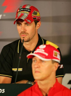 FIA press conference: Tiago Monteiro