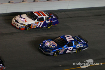 Jason Leffler and Rusty Wallace