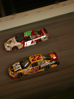 Scott Wimmer and Jeremy Mayfield