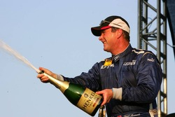 Champagne for Nigel Mansell