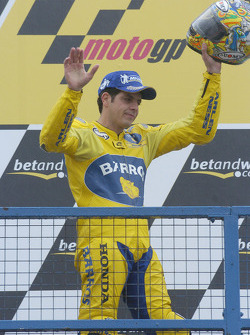 Podium: Alex Barros