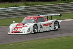 #01 CompUSA Chip Ganassi with Felix Sabates Lexus Riley: Luis Diaz, Scott Pruett