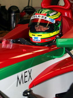 Luis Diaz, A1 Team Mexico