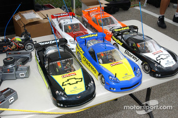 RC Corvettes