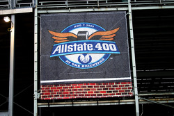 Welcome to the Allstate 400 at the Brickyard