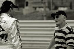 Kyle Petty and Elliott Forbes-Robinson